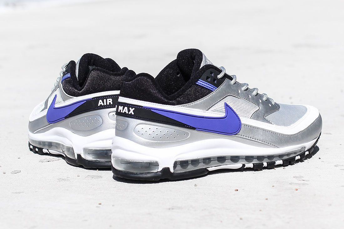 Nike's Latest Air Max 97/BW is a 'Bullet' Not to Be Missed