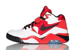 Nike Air Force 180 Raging Red 5