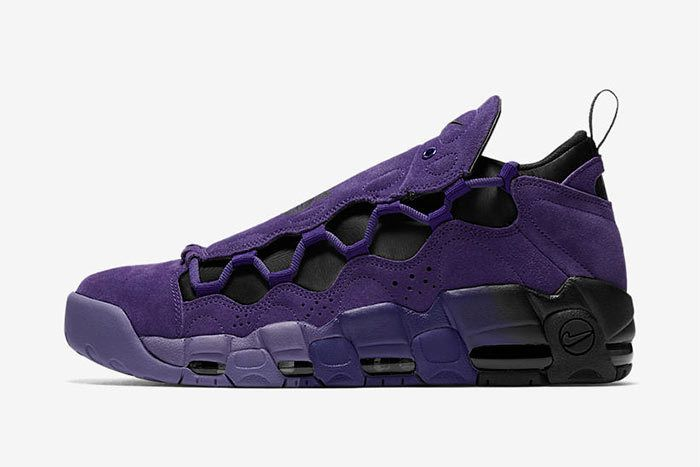 Nike Air More Money Purple 2