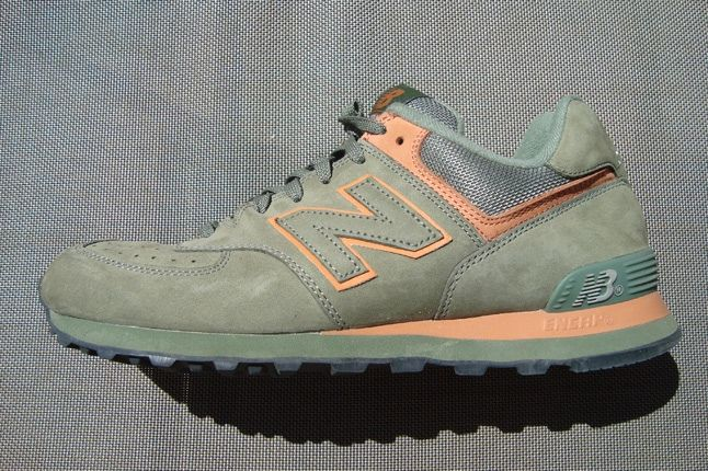 New Balance Green Terracota 1