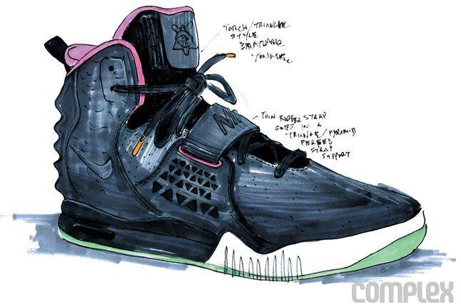 Nike Kanye Yeezy 2 5 1
