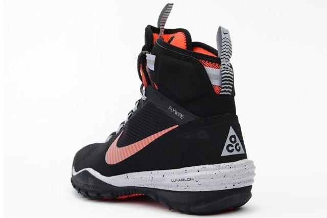 Nike Lunar Incognito Mid Black 5