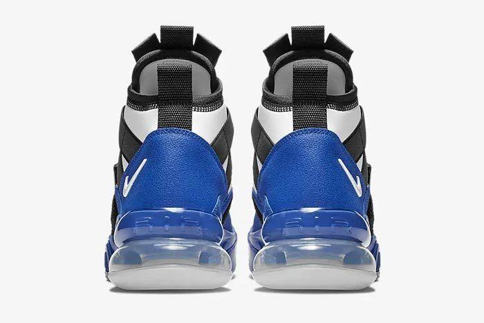 Nike Air Force 270 Utility Racer Blue Heels