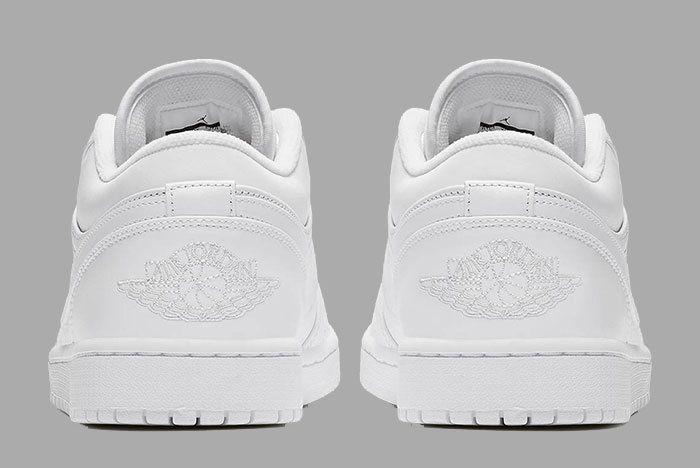 Air Jordan 1 Low White 553558 111 4
