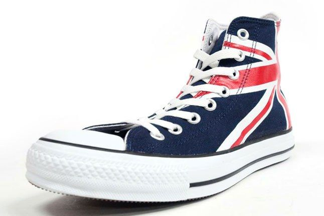 Converse Union Jack All Star 4 1
