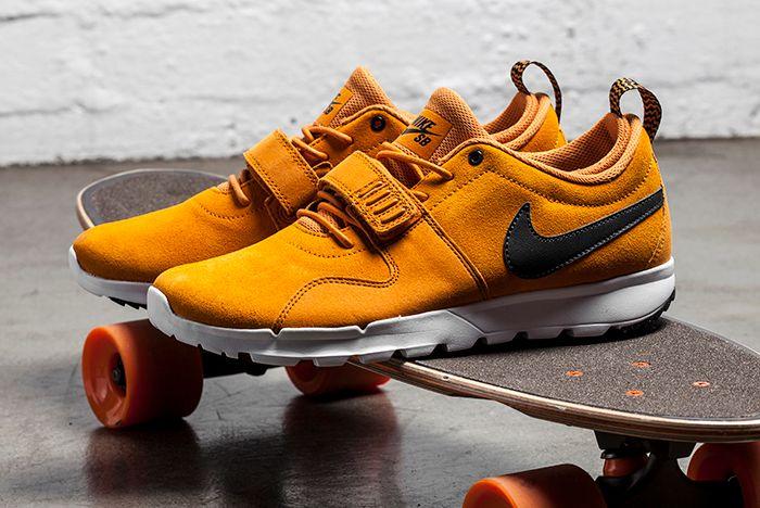 Nike Sb Trainerendor Khaki 1