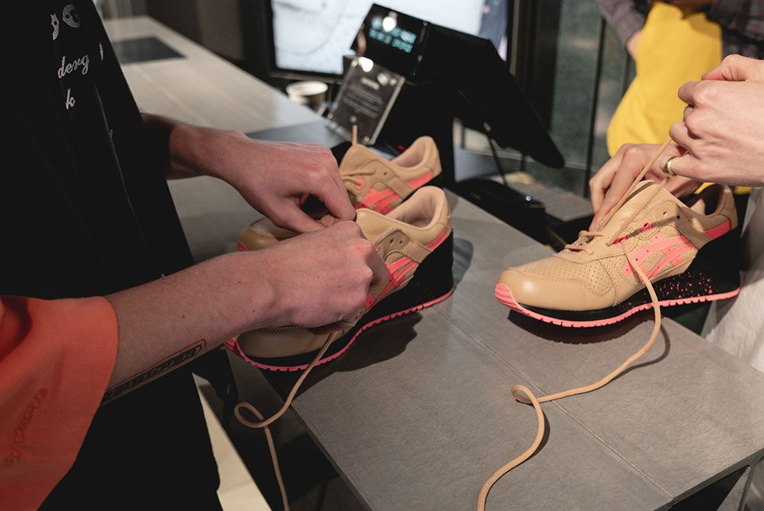 Footpatrol London Tiger Snake Launch Mains14