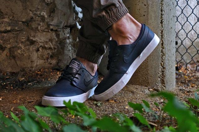 Nike Sb Janoski Qs Blue Croc 1