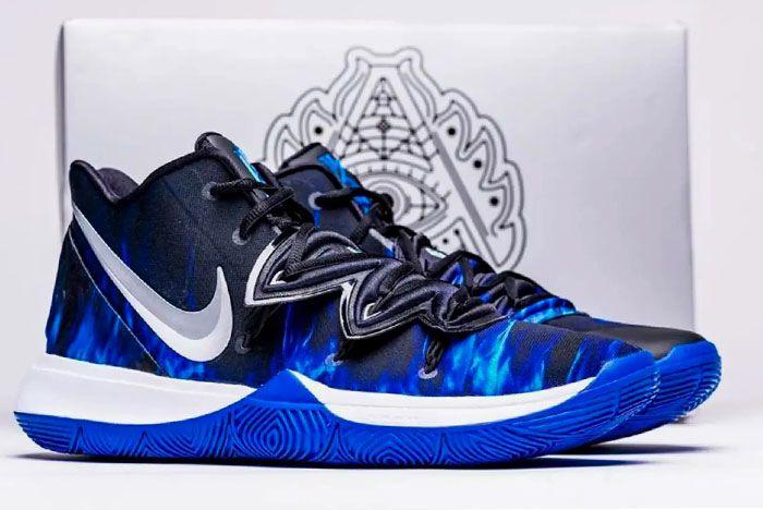 Nike Kyrie 5 Duke Release