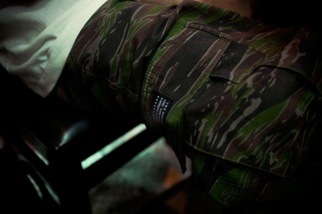 Huf Spring 13 D1 Lookbook Brian Kelley Jacket Pants 1