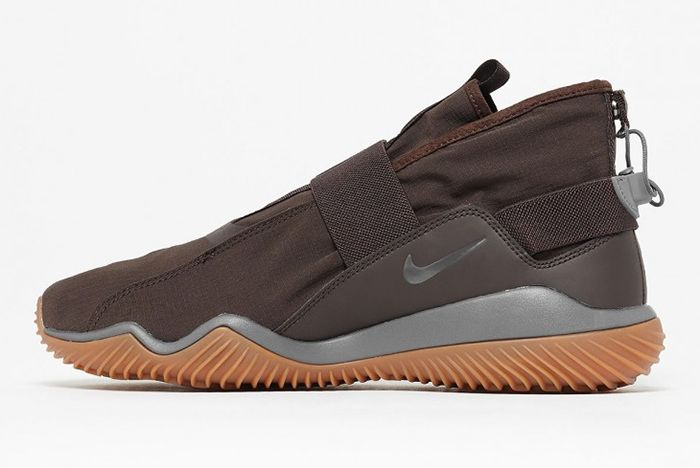 Nike Kmtr Premium Velvet Brown 1