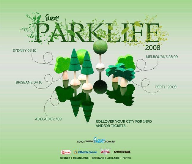 Parklife 200B 2