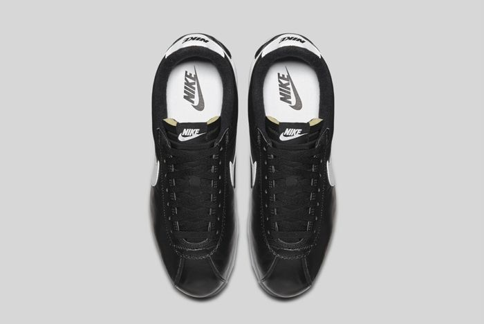 Nike Classic Cortez Black White Ndc Bump 1