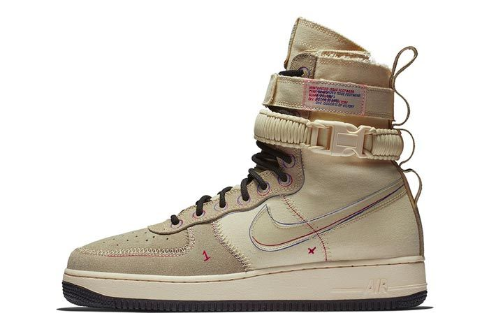 Sf Air Force 1 Mid Factory Release