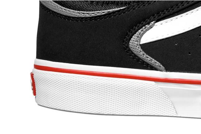 Vans Rowley Pro Heel Detail 1