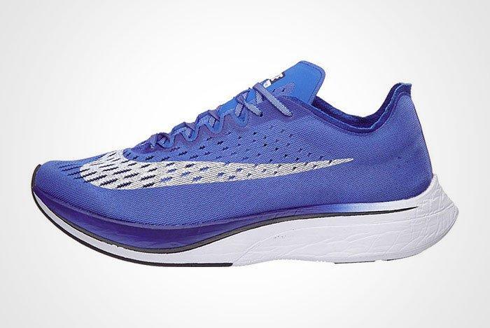 Nike Zoom Vaporfly 4 Royal Blue Thumb