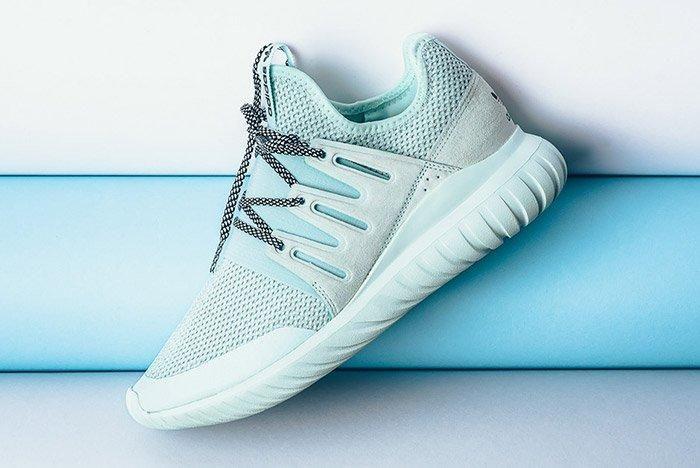 Adidas Tubular Radial Ice Mint 6