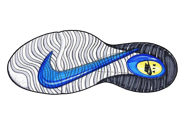The Making Of The Nike Air Penny 12 1