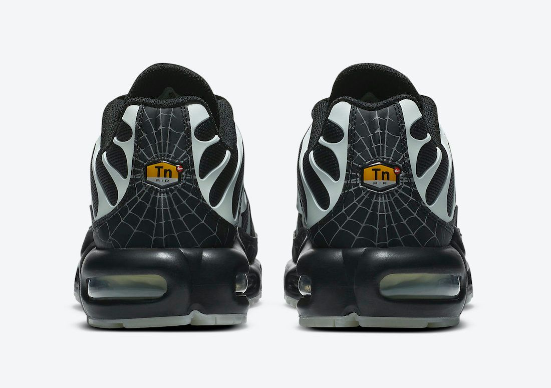 Nike Reveal Spooky Air Max Plus 'Spider Web'