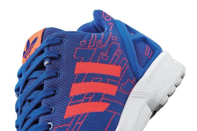 Adidas Originals Zx Flux Pattern Pack 9