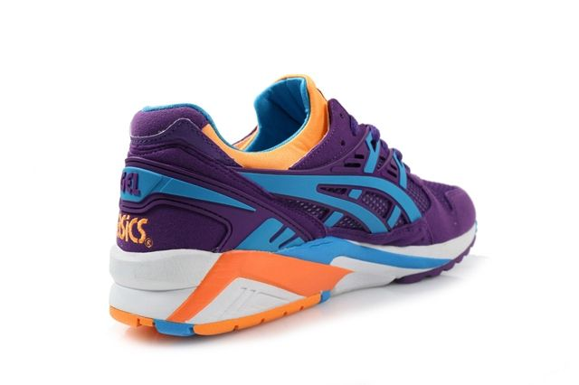 Asics Gel Kayano Trainer Purple Atomic Blue 2