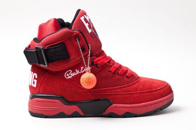 Ewing 33 Hi Red 1