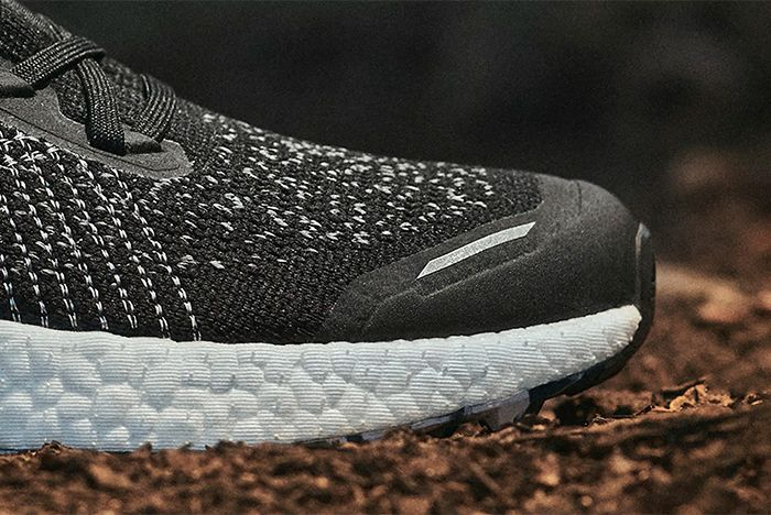 Parley Adidas Terrex Two Ultra Trail Runner Toe