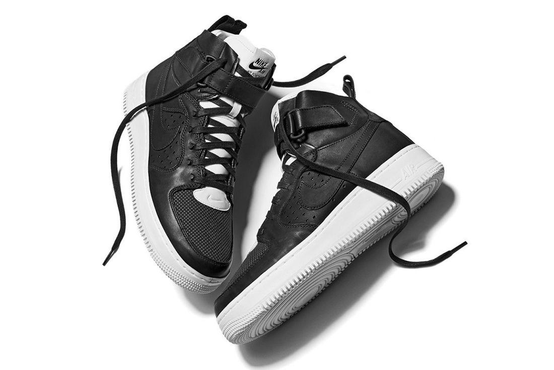 Rochambeau X Nike Lab Air Force 1 Hi Cmft 7