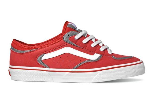 Vans Rowley Pro Red Profile 1