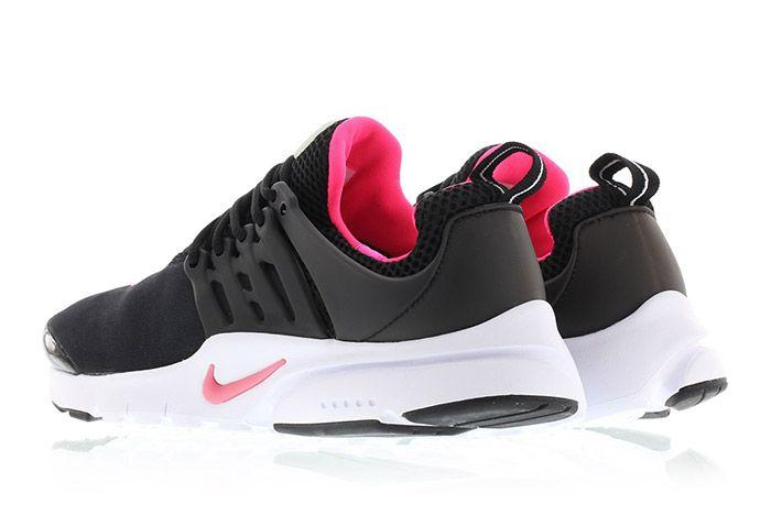 Nike Air Presto Gs Black Hyper Pink 7