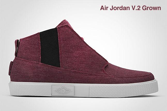 Air Jordan V 2 Grown 1