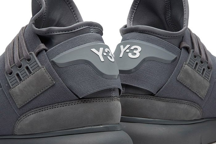Adidas Y 3 Qasa High Vista Grey 2