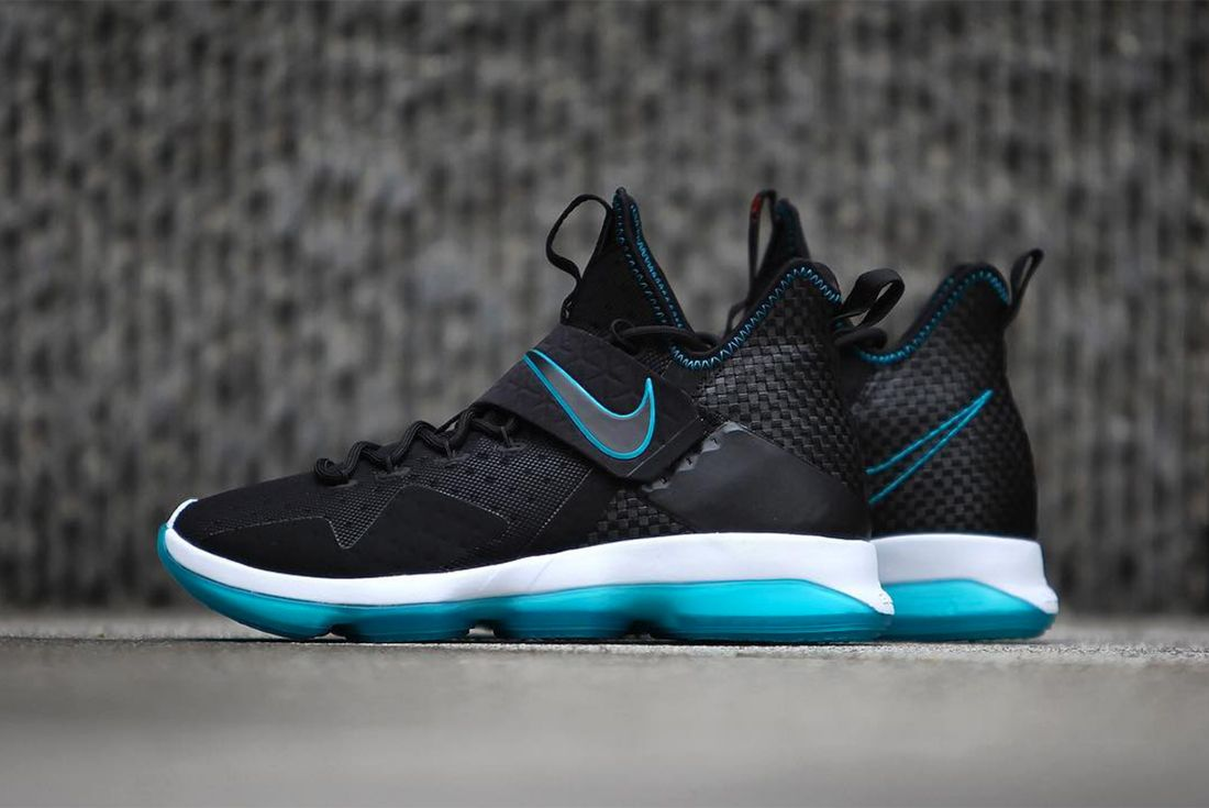 Nike Le Bron 14 Red Carpet