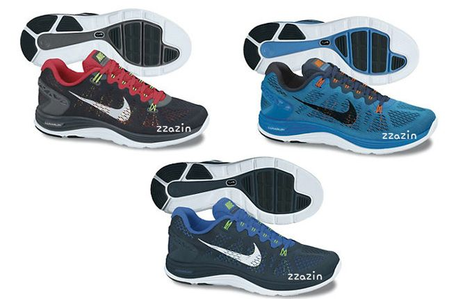 Nike Lunarglide 5 Dynamic Support 1