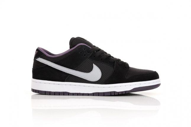 Nike Sb Dqm Dunk Low Pro Purple Profile 1