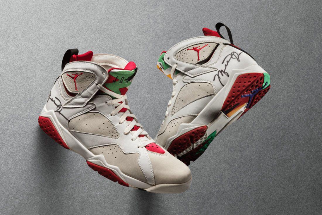 Air Jordan Website 7