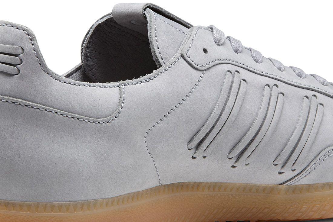 Adidas Consortium Womens Samba Deep Hue Pack Grey 5