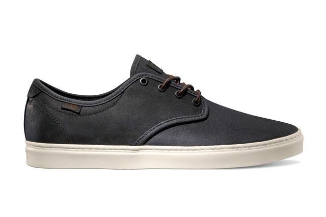 Vans Otw Collection Ludlow Boot Black Turtledove Fall 2013