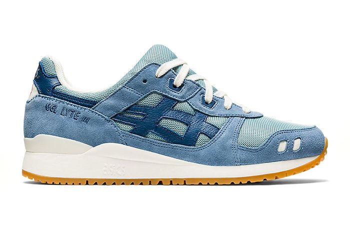 Asics Gel Lyte 3 Smoke Blue Right