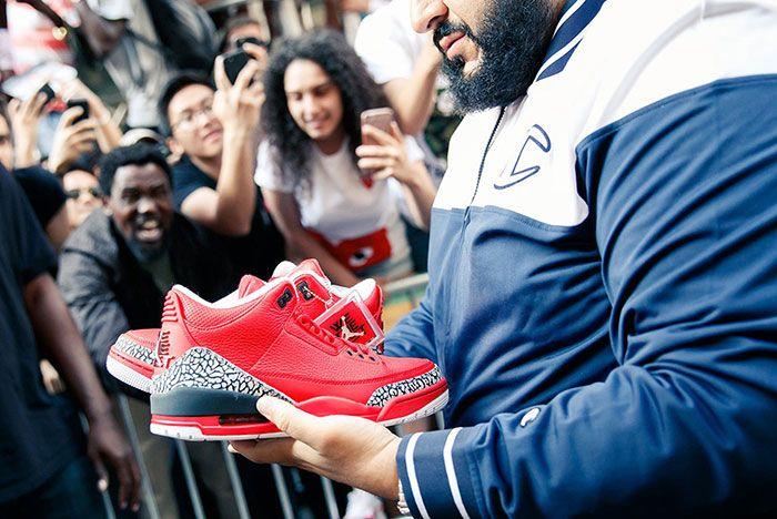 Dj Khaled Air Jordan 3 Grateful 1