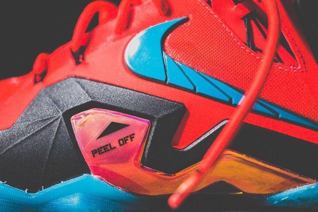 Nike Lebron 11 Elite Hero 1