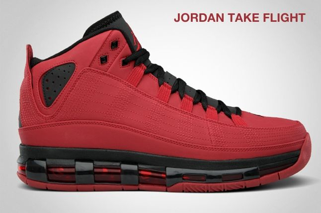 Jordan Take Flight Red 2