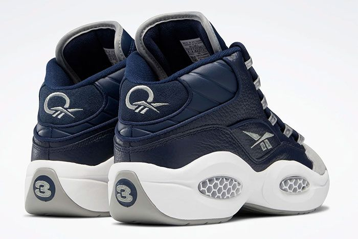 Reebok Question Mid Georgetown Fx0987 Rear Angle