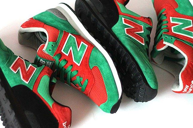 Dj Mars New Balance Holiday Pack 1
