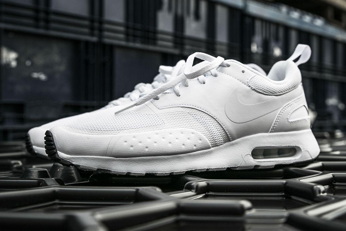Nike Air Max Vision Triple White 4