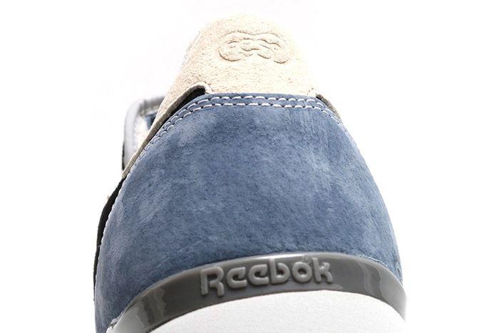 Garbstore Reebok Classic Leather Beige Tan Dust Black 4