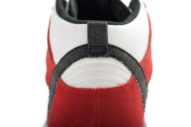 Nike Dunk High Ac Heel 1