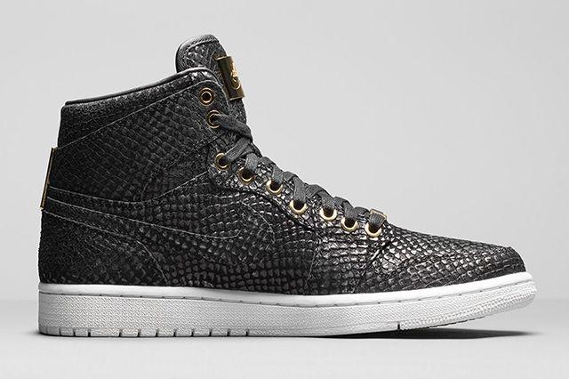 Air Jordan 1 High Pinnacle Black 8