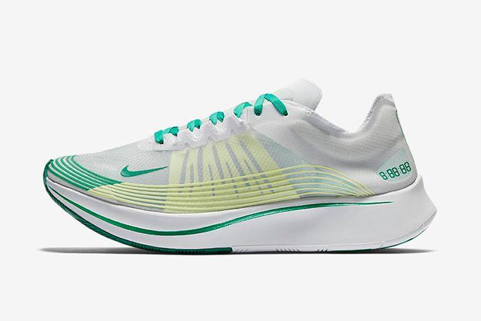 Nike Zoom Fly Lucid Gree Sneaker Freaker 10
