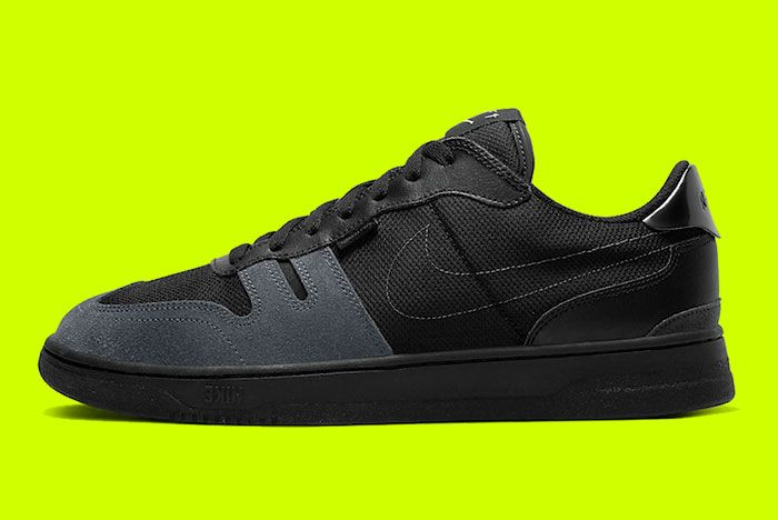 Nike Squash Type Black Anthracite Cj1640 001 Lateral